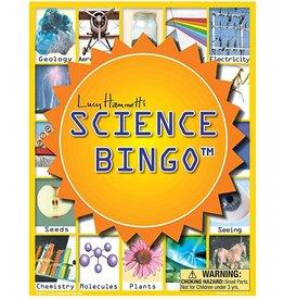 Lucy Hammett Science Bingo