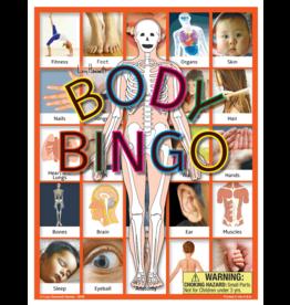 Lucy Hammett Body Bingo