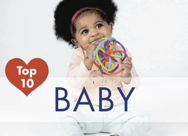 BT&S Top 10 Baby Gifts