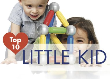 BT&S Top 10 Little Kid Gifts
