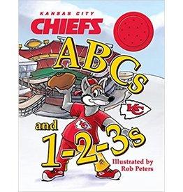 Ascend Books Kansas City Chiefs ABCs and 1-2-3's