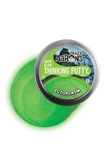 Crazy Aarons Mini Thinking Glow Putty Ectoplasm