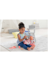 "Corolle Mealtime Set for 14/17"" baby doll"