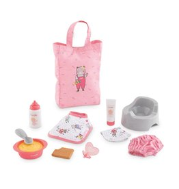 """Corolle BB12"""" Large Accessories Set"""