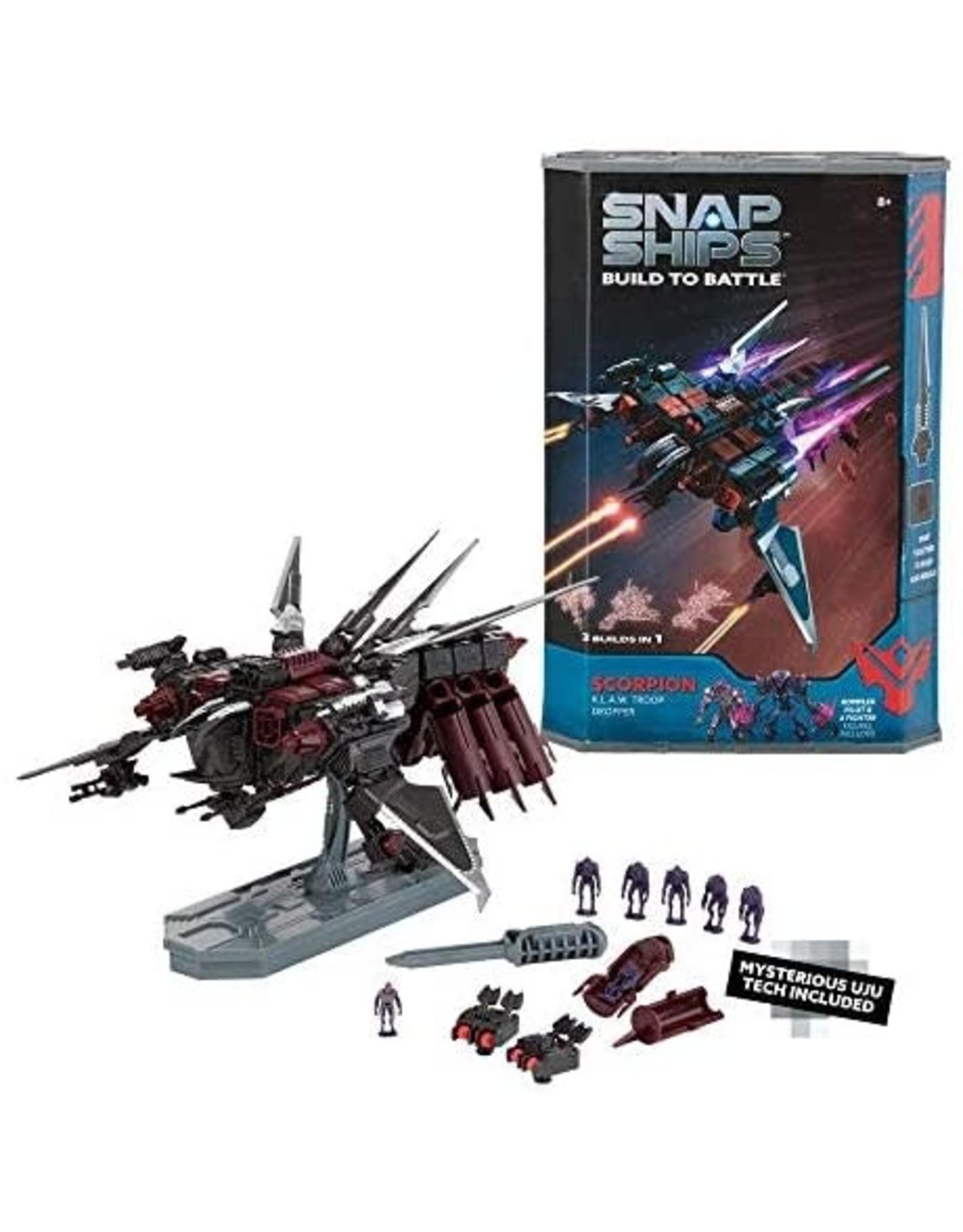 Snap Ships Snap Ships Scorpion