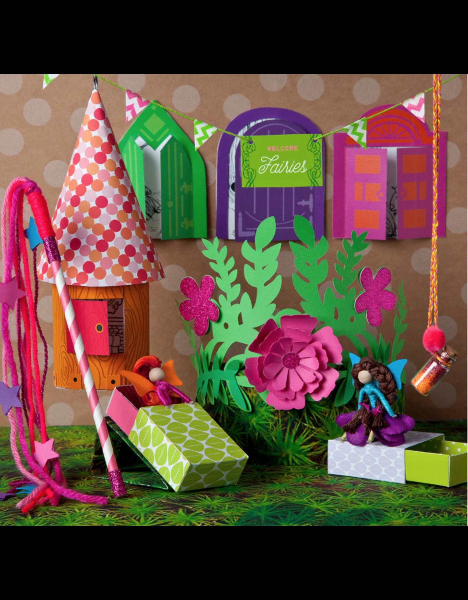 Craft Tastic I Love Fairies Kit