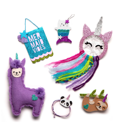 Craft Tastic I Love Mythical Creatures