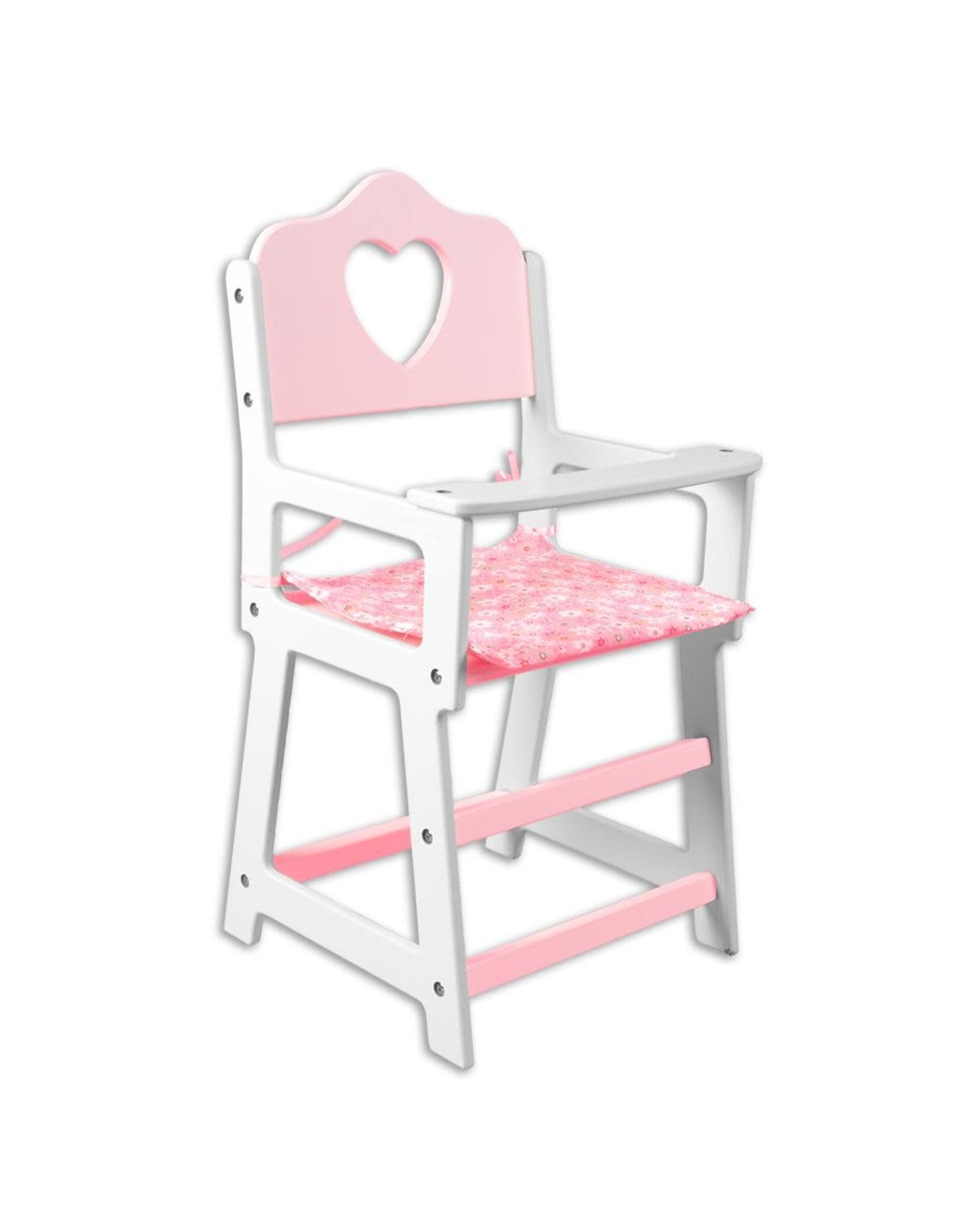 Rosalina Wooden Doll High Chair