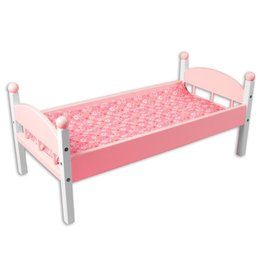 Rosalina Wooden Doll Bed
