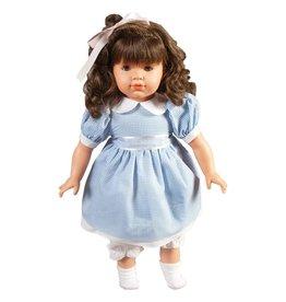 Rosalina Brunette Pink Check Pioneer Doll