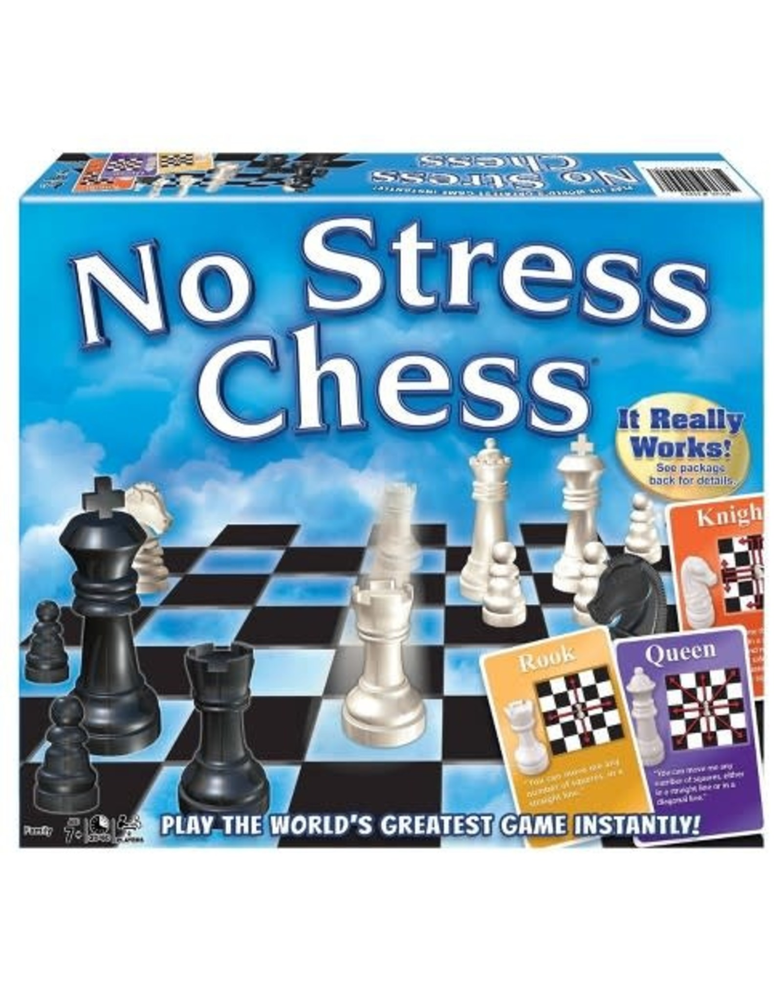 Hasbro No Stress Chess