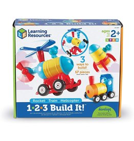 Learning Resources 1 2 3 Build It!