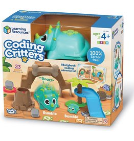 Learning Resources Coding Critters Rumble & Bumble