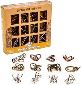 True Genius Ancient Metal Puzzles