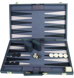 "Classic Games Collection 21"" Attache Backgammon Game Set"