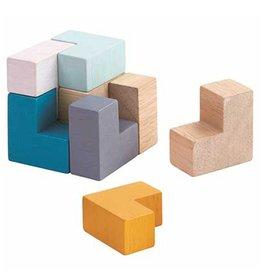 Plan Toys 3D PUZZLE CUBE (6 BOXES/PACK)
