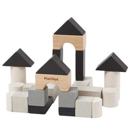 Plan Toys CONSTRUCTION SET (6 BOXES/PACK)