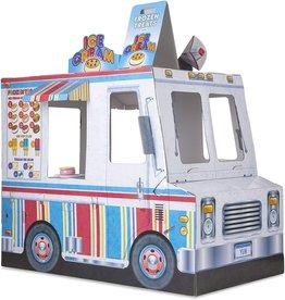 Melissa & Doug Melissa and Doug Ice Cream Truck