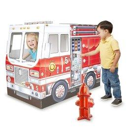 Melissa & Doug Melissa and Doug Fire Truck