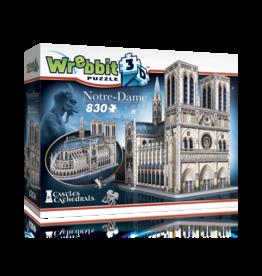 Wrebbit Notre- Dame 3D Puzzle