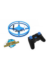 Mindscope Products Disc Drone Blue