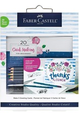 Faber Castell Card Making for Beginners