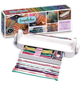 Ann Williams Loopdedoo Spinning Loom Kit - Original