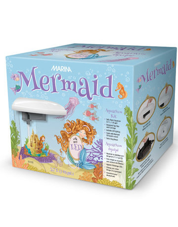 Marina Marina mermaid aquarium 3.7L