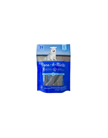 Bone-a-mints Bone-a-mint os dentaire naturel pour chien moyen 8.58oz