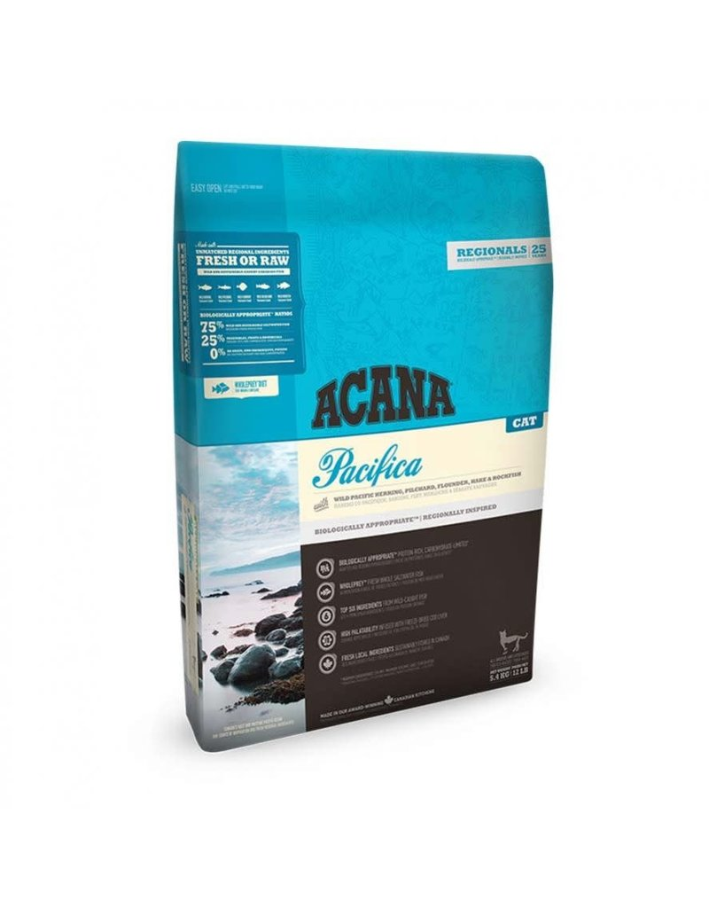 Champion Petfoods Acana chat pacifica