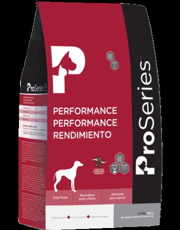 Proseries Proseries performance