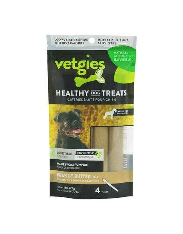 Vetgies Vetgies tube beurre d'arachide sac de 4