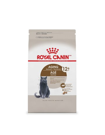 Royal Canin Royal Canin chat âgé 12+ 6 lb -4-