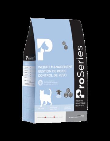 Proseries Proseries holistique chat gestion de poids