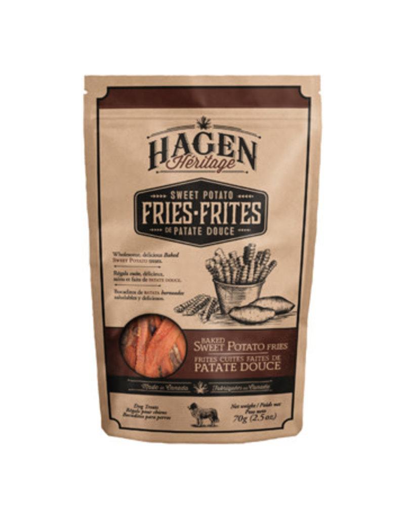 Hagen Hagen héritage frites cuites au patate douce 70g (6)