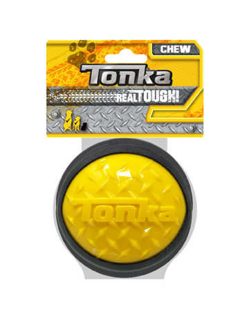 Tonka Tonka chew balle grande .