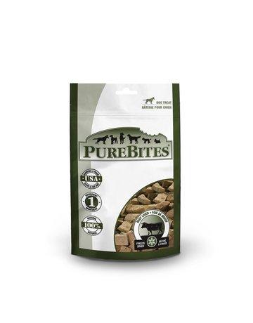 Purebites Purebites foie de boeuf