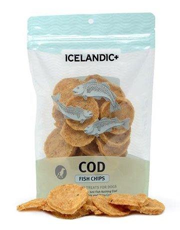 Icelandic+ Icelandic+ morue chip de poisson 2.5oz (6) .
