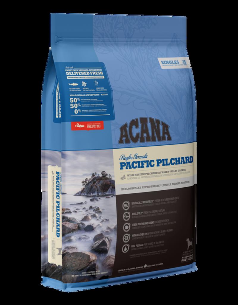 Champion Petfoods Acana chien singles pacific pilchard
