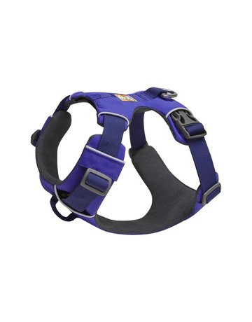 Ruffwear Ruffwear front range harnais huckleberry bleu
