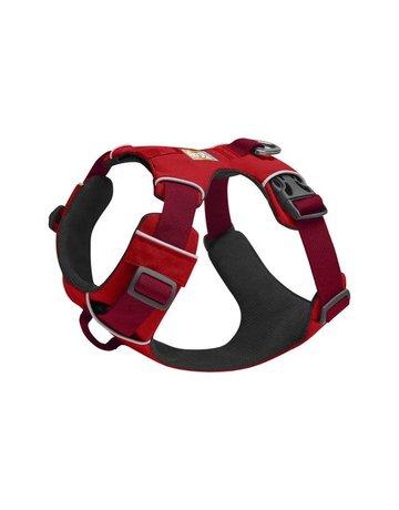 Ruffwear Ruffwear front range harnais rouge sumac