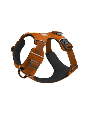 Ruffwear Ruffwear front range harnais orange feu de camp