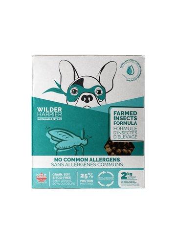 Wilder Harrier Wilder Harrier formule d'insectes d'élevage   2kg --