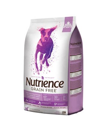 Nutrience Nutrience chien sans grain porc, agneau et canard