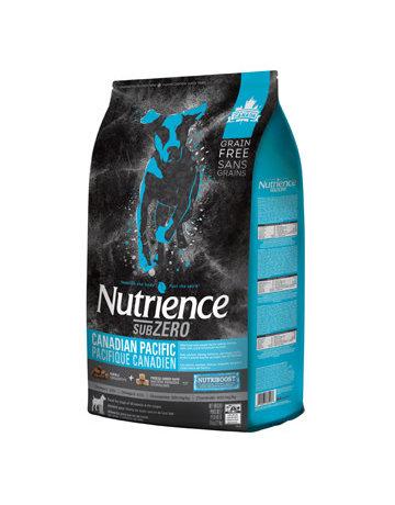 Nutrience Nutrience chien sub zero pacific canadien