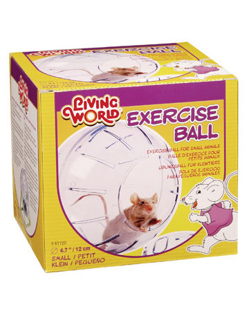 Living World Living World balle d'exercice petit pour petits animaux