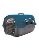 Dogit Dogit Voyageur cage de transport gris/bleu moyen