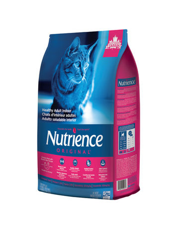 Nutrience Nutrience chat adulte poulet et riz 11lb //