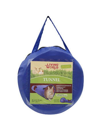 Living World Living world tunel pour petits animaux grand -