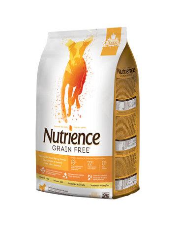 Nutrience Nutrience chien sans grain dinde, poulet et hareng